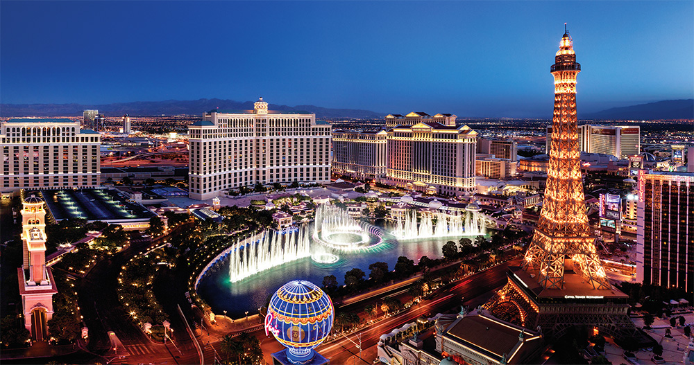 Las Vegas autoabastecida con energías renovables