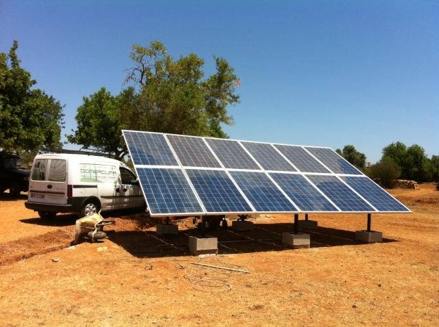 Trato de la Fotovoltaica en Baleares y las Islas Canarias
