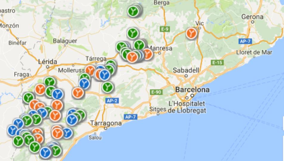 ¿Podría funcionar energéticamente una Catalunya Independiente?