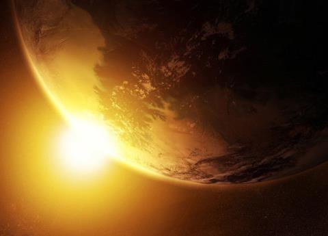 China podría ser el primer productor de energía solar en el espacio