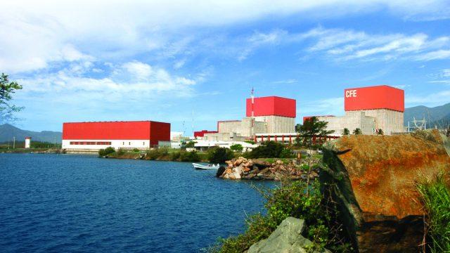 Certificados de Energía Limpia para la central nuclear Laguna Verde
